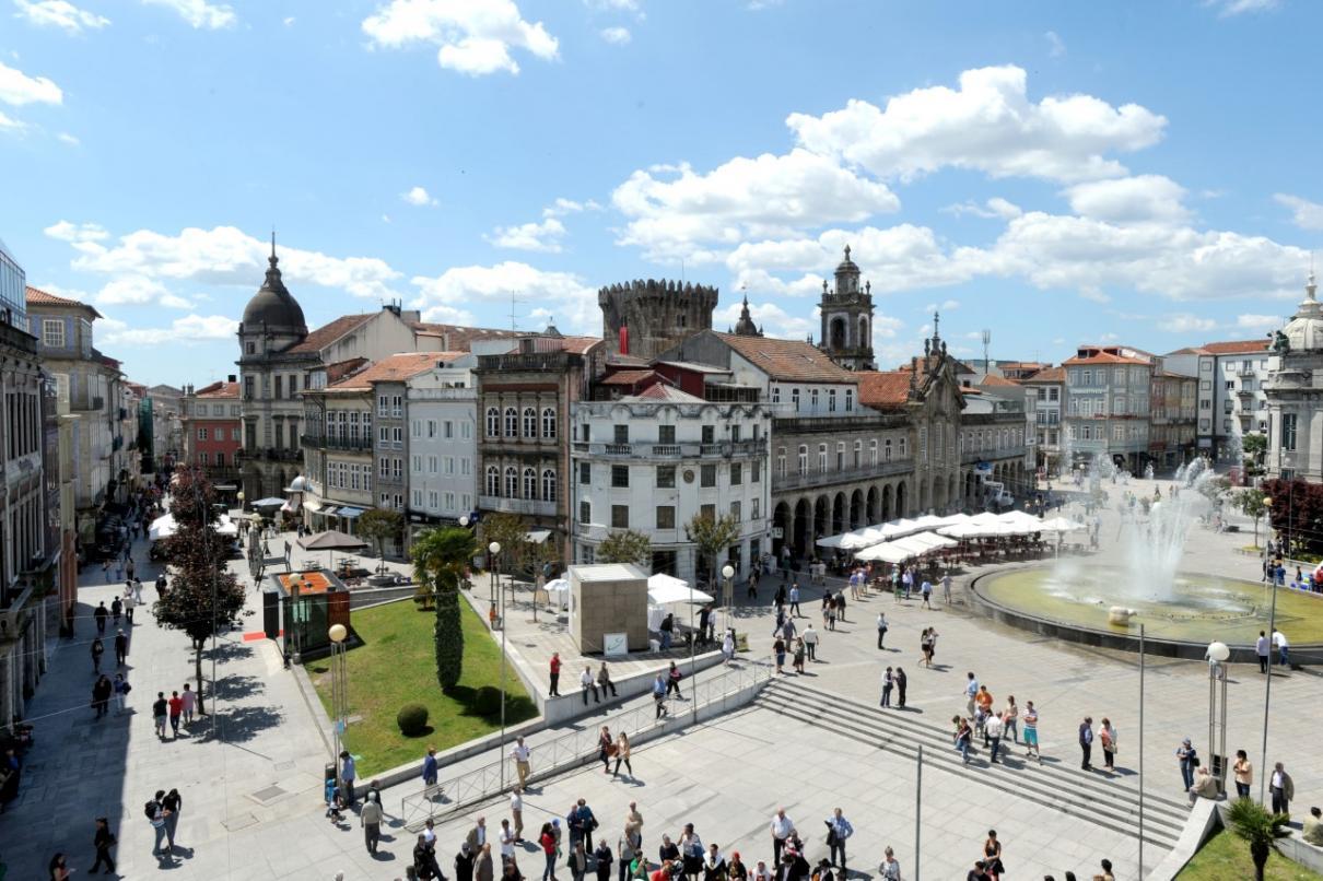 Cidade de Braga Imagem Turistica