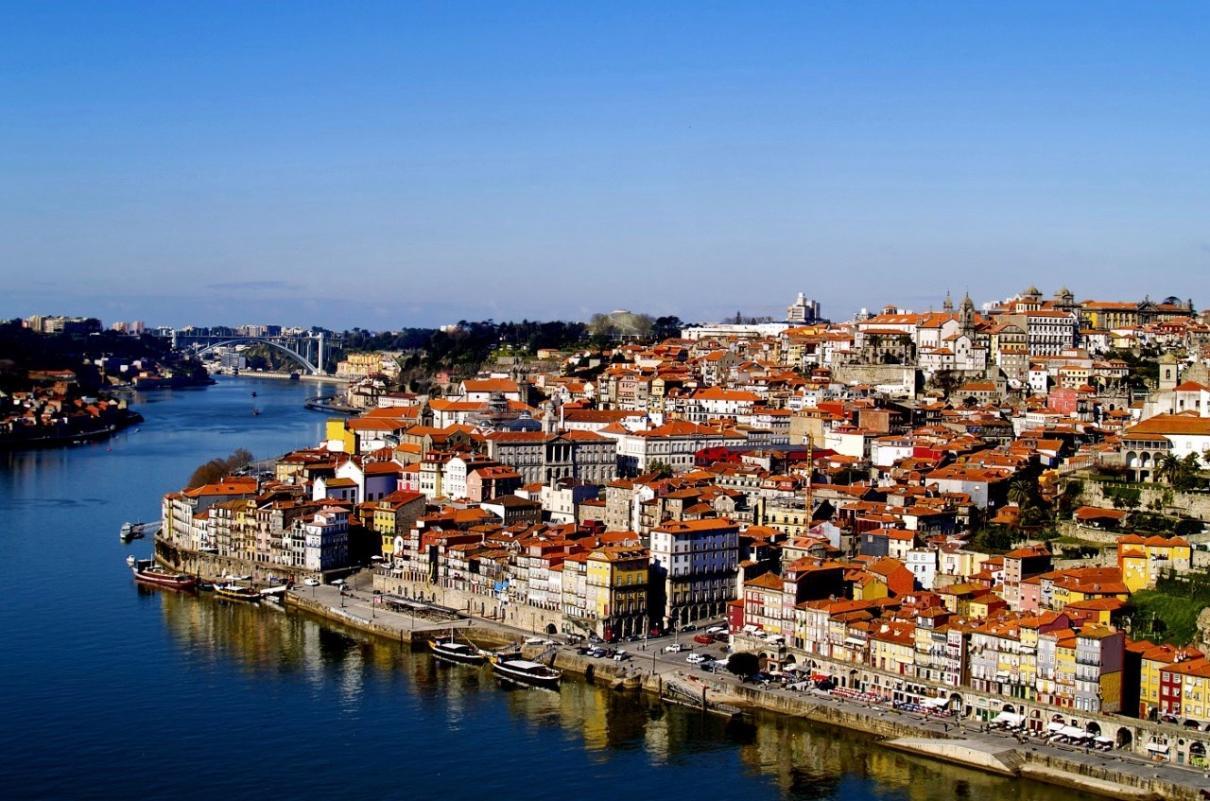 Cidade do Porto Imagem Turistica