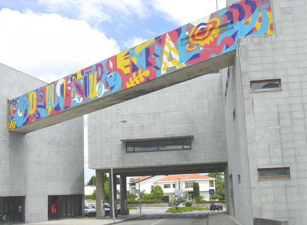 Edifício Cores Centro Regional de Viseu